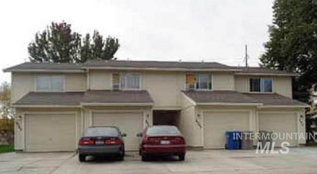 6705 W Douglas Street, Boise, ID 83704 (MLS #98823515) :: Silvercreek Realty Group