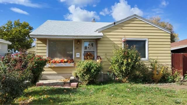 257 Carney, Twin Falls, ID 83301 (MLS #98823516) :: Silvercreek Realty Group