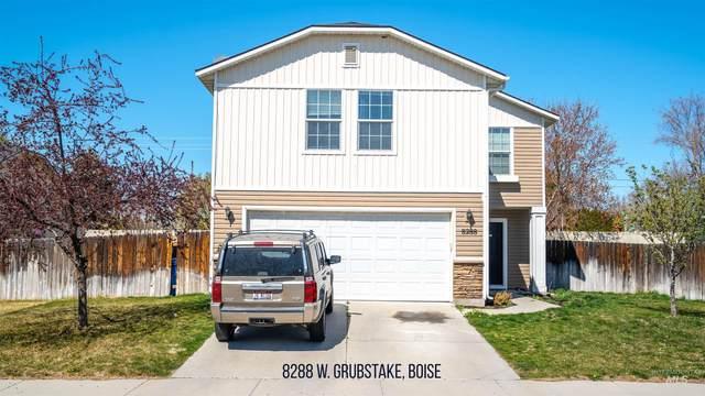 8288 W Grubstake St, Boise, ID 83709 (MLS #98823517) :: Silvercreek Realty Group