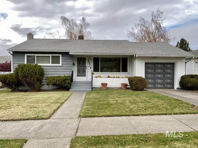 2717 9th Ave, Lewiston, ID 83501 (MLS #98823535) :: Minegar Gamble Premier Real Estate Services