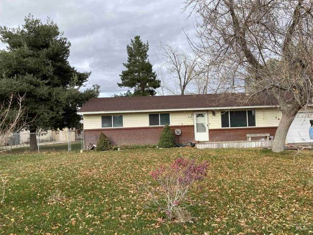 180 NW Wilson Circle, Mountain Home, ID 83647 (MLS #98823547) :: Minegar Gamble Premier Real Estate Services