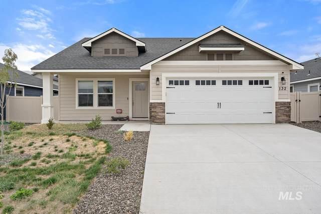132 Ada St, Horseshoe Bend, ID 83629 (MLS #98823566) :: Minegar Gamble Premier Real Estate Services