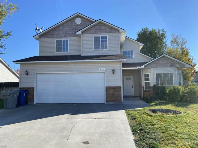 442 NW Sandpiper Ave., Mountain Home, ID 83647 (MLS #98823571) :: Minegar Gamble Premier Real Estate Services