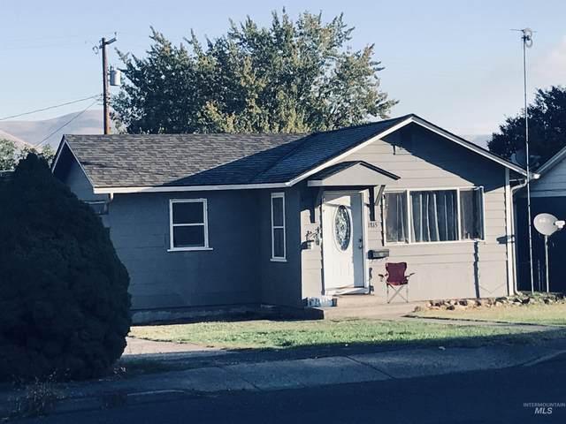 1815 16th Ave, Lewiston, ID 83501 (MLS #98823587) :: Minegar Gamble Premier Real Estate Services