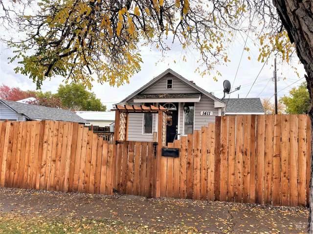 1411 16th Street, Lewiston, ID 83501 (MLS #98823601) :: Minegar Gamble Premier Real Estate Services