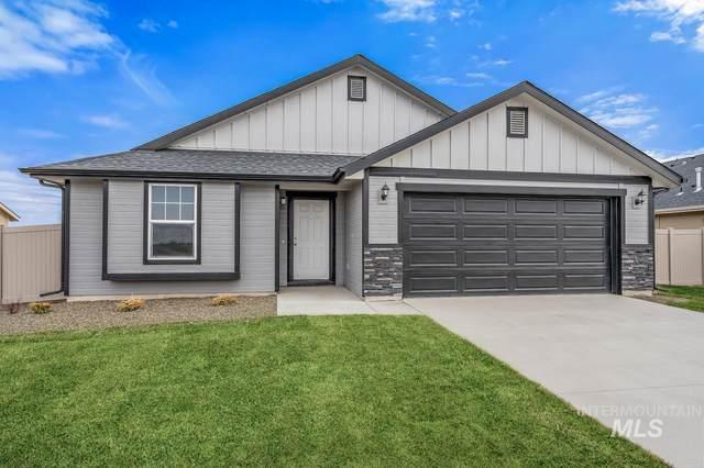 3665 E Warm Creek Ave, Nampa, ID 83686 (MLS #98823612) :: Boise River Realty