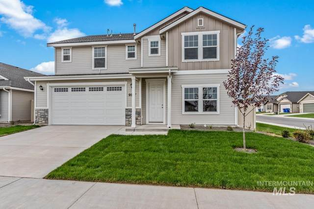 3729 E Berwick., Nampa, ID 83687 (MLS #98823617) :: Boise River Realty