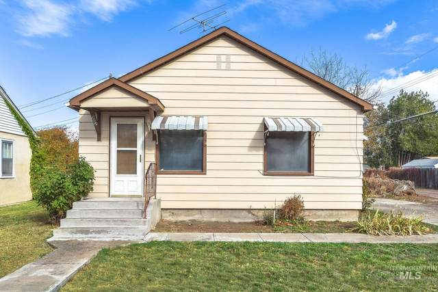 1112 E Sherman Ave, Nampa, ID 83686 (MLS #98823640) :: Boise River Realty