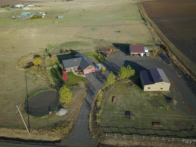 272 Fairview Road, Grangeville, ID 83530 (MLS #98823647) :: City of Trees Real Estate