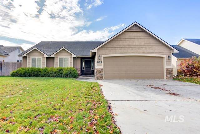 885 W Concord St, Middleton, ID 83644 (MLS #98823653) :: City of Trees Real Estate