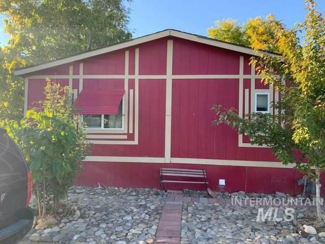 701 Monte Vista #56, Emmett, ID 83617 (MLS #98823655) :: Beasley Realty