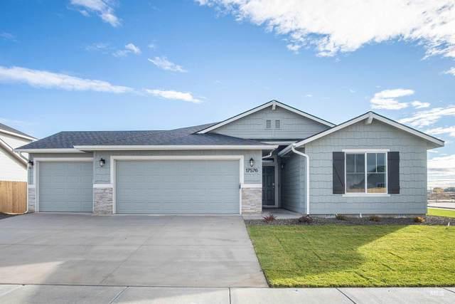 17576 N Floud Way, Nampa, ID 83687 (MLS #98823684) :: Own Boise Real Estate