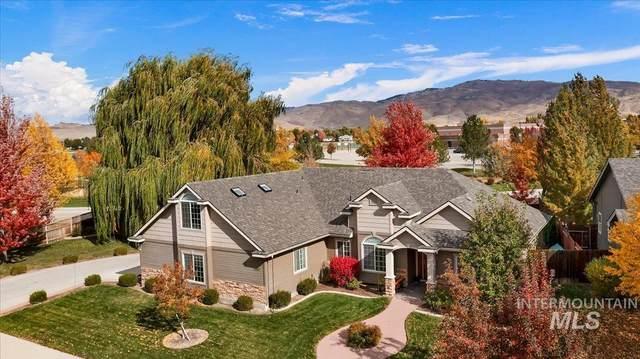 6164 S Snapdragon Pl., Boise, ID 83716 (MLS #98823692) :: Beasley Realty