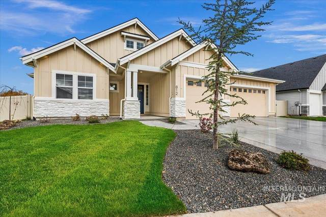 812 E Territory St Gps No Updated , Meridian, ID 83646 (MLS #98823699) :: Own Boise Real Estate