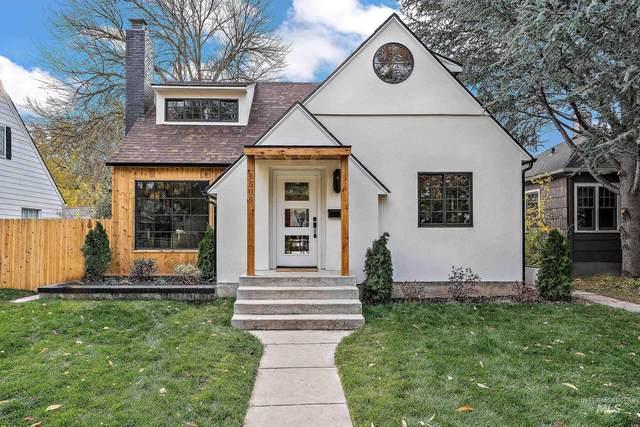 1505 N 21st St, Boise, ID 83702 (MLS #98823727) :: Beasley Realty