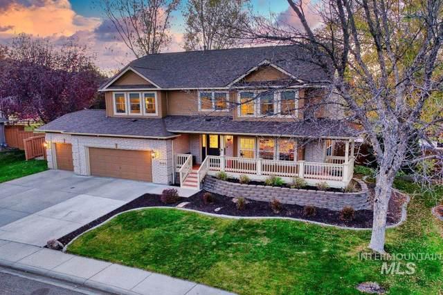 5193 S Hayseed Way, Boise, ID 83716 (MLS #98823739) :: Beasley Realty