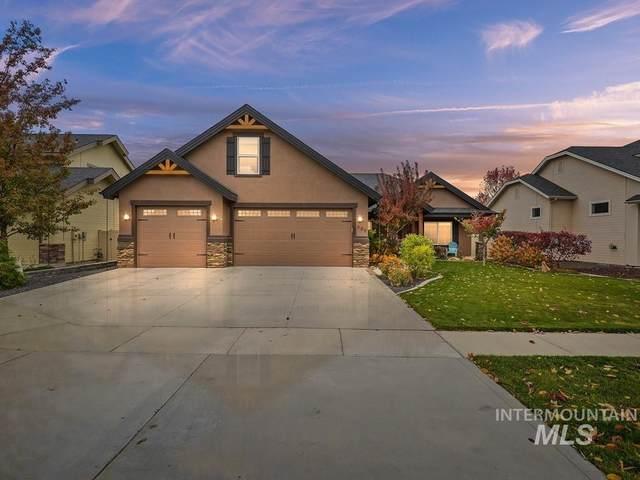 605 N Devon Pl, Star, ID 83669 (MLS #98823765) :: Own Boise Real Estate