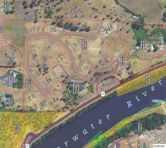 lot 9 River View Estates, Kamiah, ID 83536 (MLS #319111) :: Boise River Realty