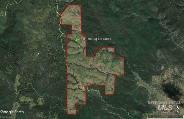 TBD Forest Service Road 1199, Elk City, ID 83525 (MLS #319820) :: Adam Alexander