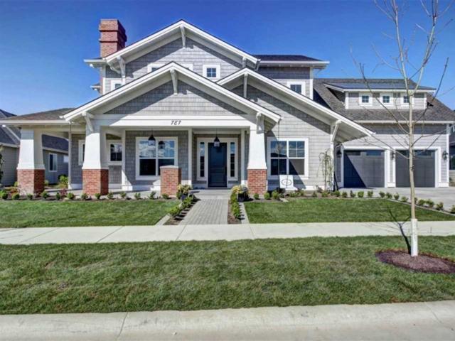 609 S Brentbrook Lane, Eagle, ID 83616 (MLS #98633706) :: Boise River Realty