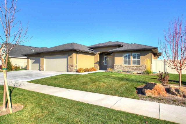 1174 E Radiant Ridge, Meridian, ID 83642 (MLS #98647336) :: Jon Gosche Real Estate, LLC