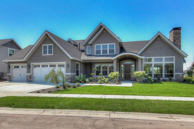 1001 W. Back Forty Drive, Eagle, ID 83616 (MLS #98647664) :: Juniper Realty Group