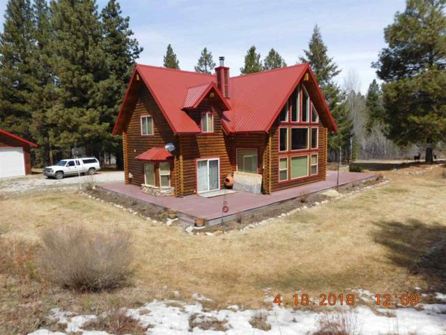 1381 E Pine Creek Rd, Featherville, ID 83647 (MLS #98651287) :: Zuber Group