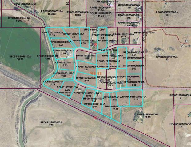 LOT 19 Block 1, Shoshone, ID 83352 (MLS #98662474) :: Juniper Realty Group