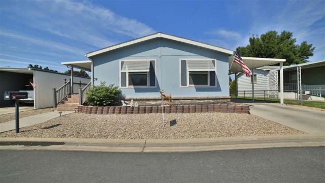 9390 W Ustick Rd. #36, Boise, ID 83704 (MLS #98666975) :: Jon Gosche Real Estate, LLC