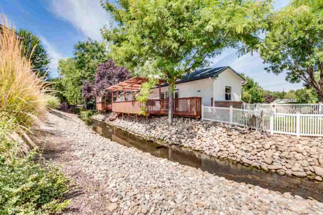 6131 N Willowdale, Garden City, ID 83714 (MLS #98667126) :: Front Porch Properties
