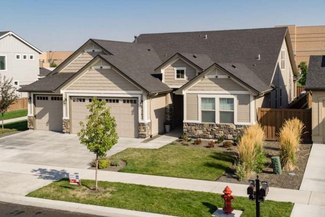 1262 W Laughton Dr, Meridian, ID 83646 (MLS #98669063) :: Build Idaho
