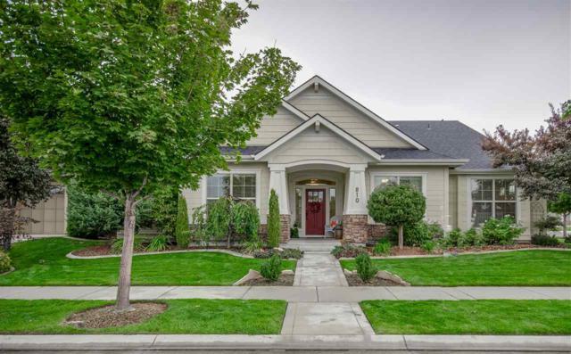 810 W Crosby Dr., Meridian, ID 83646 (MLS #98670801) :: Build Idaho