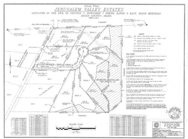 TBD Jerusalem Estates, Horseshoe Bend, ID 83629 (MLS #98672844) :: Juniper Realty Group
