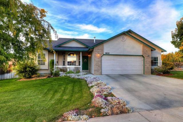 1630 W Young Ave, Nampa, ID 83651 (MLS #98673774) :: The Broker Ben Group at Realty Idaho
