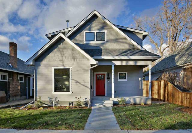 412 W O'farrell St, Boise, ID 83702 (MLS #98674730) :: Jon Gosche Real Estate, LLC