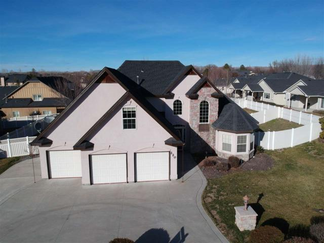 220 W Ranch, Eagle, ID 83616 (MLS #98675593) :: Zuber Group