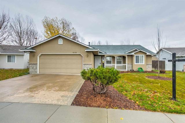 1018 N Caucus Way, Meridian, ID 83642 (MLS #98676265) :: Michael Ryan Real Estate