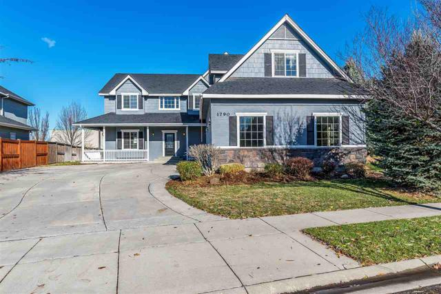1790 W Rattlesnake Dr., Meridian, ID 83646 (MLS #98677133) :: Jon Gosche Real Estate, LLC