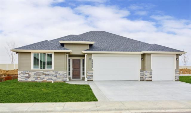 Lot 44 Blk 10 Castle Peak #4, Nampa, ID 83687 (MLS #98678016) :: Front Porch Properties