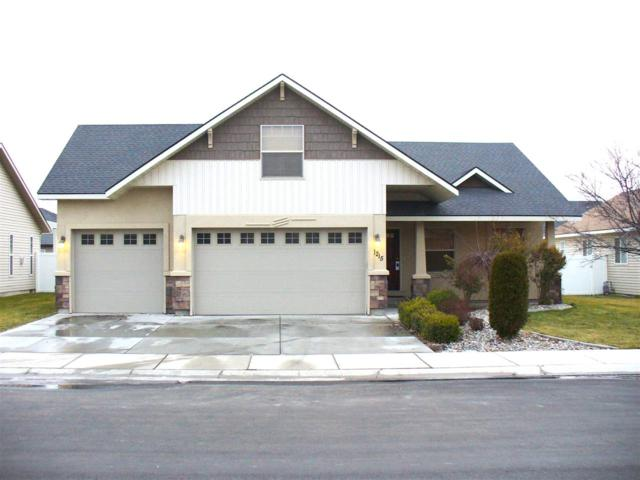 1215 Knoll Ridge Road, Twin Falls, ID 83301 (MLS #98679441) :: Jon Gosche Real Estate, LLC