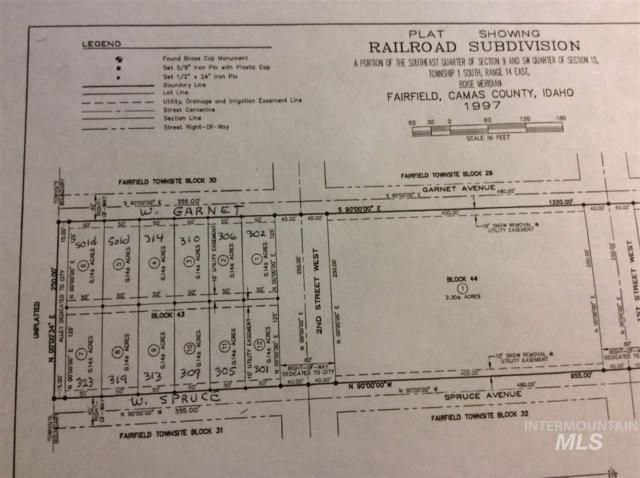 314 W Garnet Ave., Fairfield, ID 83327 (MLS #98679538) :: Navigate Real Estate