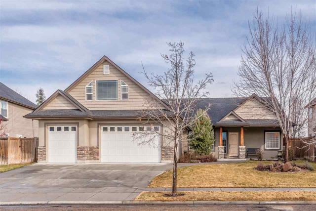 5912 N Teekem Falls Way, Meridian, ID 83646 (MLS #98679786) :: Jon Gosche Real Estate, LLC