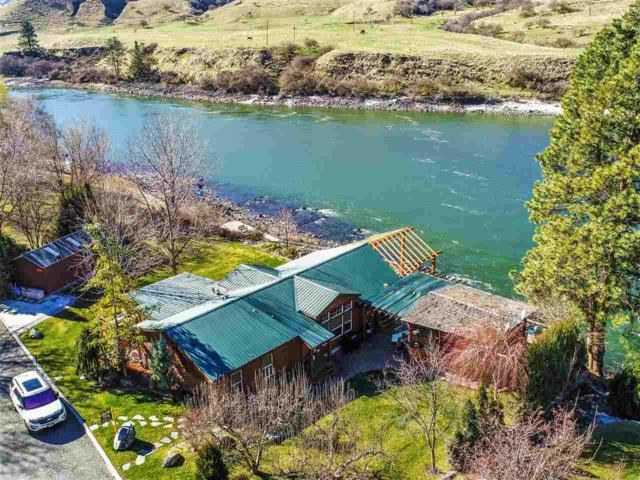 72 River Front Rd, Lucile, ID 83542 (MLS #98680781) :: Build Idaho