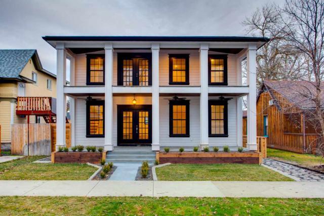 1216 N 11th St, Boise, ID 83702 (MLS #98682425) :: Jon Gosche Real Estate, LLC