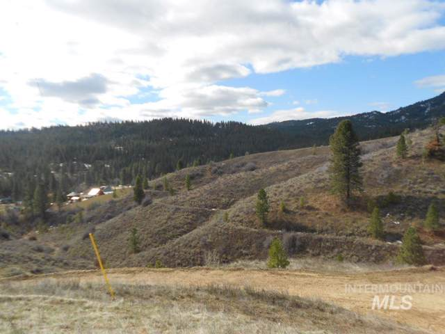 Lot 20 Clear Crk Estates # 12, Boise, ID 83716 (MLS #98682775) :: Adam Alexander
