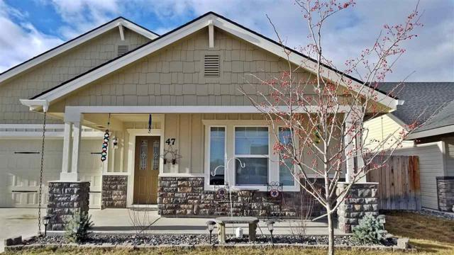 47 N Zion Park Drive, Nampa, ID 83651 (MLS #98682832) :: Zuber Group