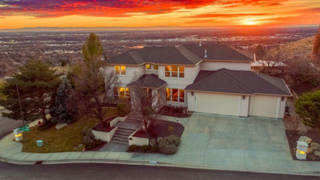 3813 W Quail Heights, Boise, ID 83703 (MLS #98683104) :: Zuber Group