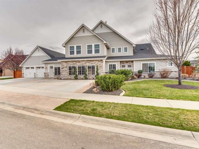 2697 W Wolf Rapids Drive, Meridian, ID 83646 (MLS #98683775) :: Zuber Group