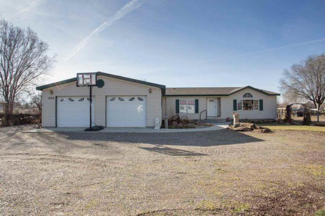 1225 Pioneer Rd., Weiser, ID 83672 (MLS #98684088) :: Juniper Realty Group