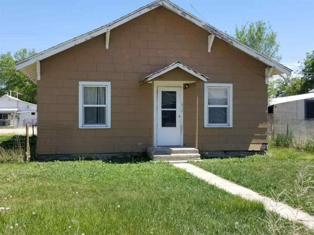 414 5th St, Wilder, ID 83676 (MLS #98684285) :: Team One Group Real Estate